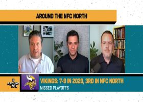 Where do the Vikings stand entering 2021 draft? | 'Around the NFL'
