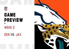 Broncos vs. Jaguars preview   Week 2