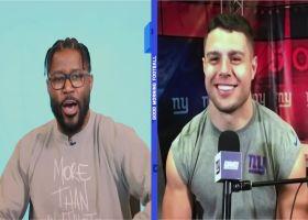 Blake Martinez sets expectations for Saquon Barkley, Daniel Jones in '21