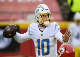 Burleson: Chargers 'have what it takes' to beat Chiefs, Mahomes