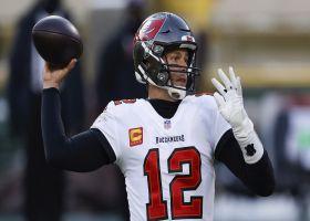 Brandt: Tom Brady is a 'walking miracle'