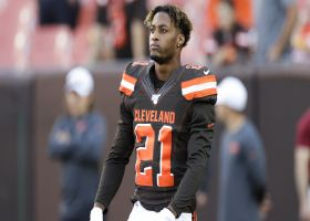 Pelissero: Denzel Ward to miss a few weeks with calf injury
