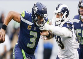 Next Gen Stats: The numbers behind the Russell Wilson-Aaron Donald matchup