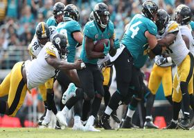 Vince Williams halts Fournette for KEY third-down stop