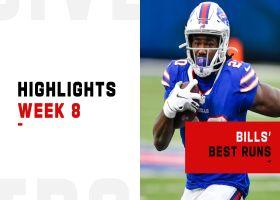Bills' best runs from strong rushing game | Week 8