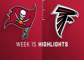 Buccaneers vs. Falcons highlights | Week 15