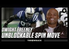 NFL Throwback Originals: Dwight Freeney masters the spin sack