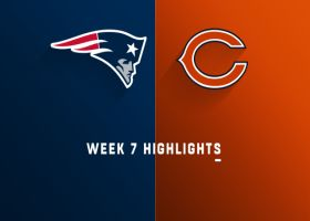 Patriots vs. Bears highlights | Week 7