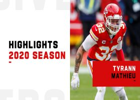Top 10 Tyrann Mathieu plays | 2020 regular season