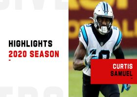 Curtis Samuel's best catches | 2020 season