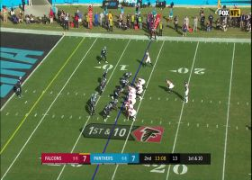 See Kyle Love force the Matt Ryan fumble from every angle | True View