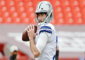 Bucky Brooks' scouting report on Cowboys QB Ben DiNucci