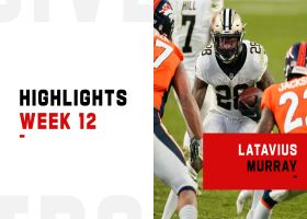 Latavius Murray's best runs vs. the Broncos | Week 12