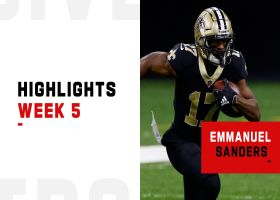 Every Emmanuel Sanders catch from 122-yard game | Week 5