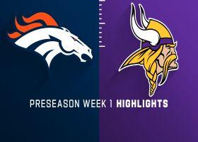 Broncos vs. Vikings highlights | Preseason Week 1