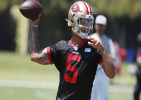 'GMFB' discusses the likelihood of Trey Lance being 49ers QB1 by Week 1