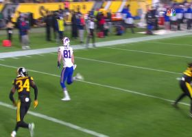 Tyler Kroft gives Bills fourth-quarter lead with 14-yard TD catch
