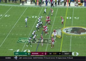 Darnold finds Demaryius Thomas for a clutch third-down pickup