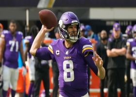 Pelissero: Kirk Cousins playing with more 'fire' and leadership in 2021