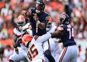 Every one of Browns 9 sacks vs. Bears | Week 3