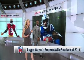 NFL Network's Reggie Wayne highlights four wide receivers set for breakout seasons in 2019