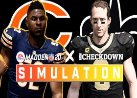Saints vs. Bears 'Madden 20' simulation | Week 8 preview