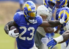 Wyche: Cam Akers, Van Jefferson among stand-outs at Rams camp