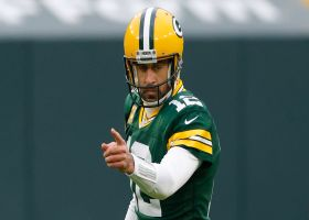 Ross, Palmer question Aaron Rodgers' PFF player ranking