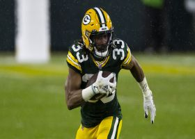 Aaron Jones: Packers have 'unfinished business' in pursuit of Super Bowl