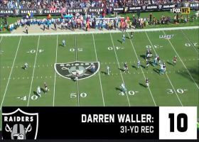 Darren Waller's top 10 plays | 2019 season