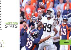 Top 5 fastest ball carriers from Week 6 | Next Gen Stats