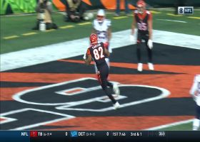 Cethan Carter's first career NFL catch goes for TD