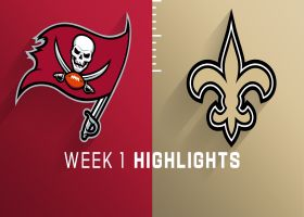 Buccaneers vs. Saints highlights | Week 1
