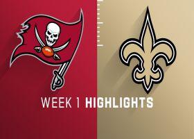 Buccaneers vs. Saints highlights | Week 1