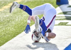 Dawson Knox is uncovered for TD to cap Bills' opening drive
