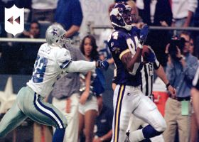Relive Randy Moss' 3 rec, 3 TD day vs. Cowboys   NFL Throwback