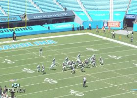 See Raiders, Panthers best offensive plays in 360 degrees | True View