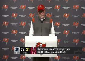 Bruce Arians: 'I thought special teams won the game for us today'
