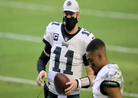 Garafolo: Signs point to Hurts, Wentz competing for starting spot for Sirianni