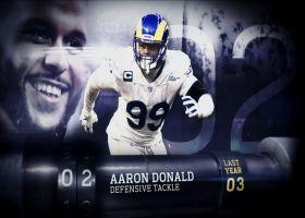 'Top 100 Players of 2021': Aaron Donald   No. 2