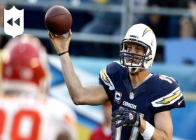 Chargers' top all-time offensive plays vs. Chiefs   NFL Throwback