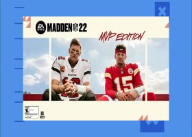 'GMFB' reacts to Tom Brady, Patrick Mahomes gracing 'Madden NFL 22' cover