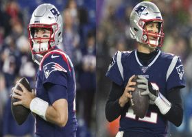 Stidham vs. Brady: Who is under more pressure in 2020?