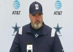 McCarthy reveals one Cowboys defender who 'looked great' on Day 1 of camp