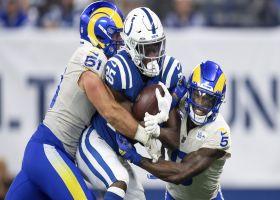 Pelissero: Colts, Marlon Mack mutually agree to seek trade