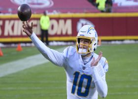 Gregg Rosenthal: Herbert is 'the guy' in NFL's next generation of QBs