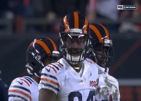 Patterson's FILTHY juke leaves LB in dust on 33-yard catch and run