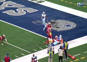 Dalton Schultz makes quick extension for 12-yard TD