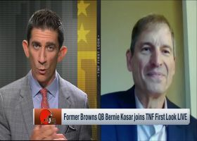 Bernie Kosar gives advice to Baker Mayfield, Odell Beckham Jr.
