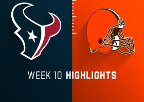 Texans vs. Browns highlights | Week 10